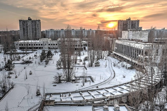 Full day private tour to Chernobyl and Prypiat, Kiev, UCRANIA