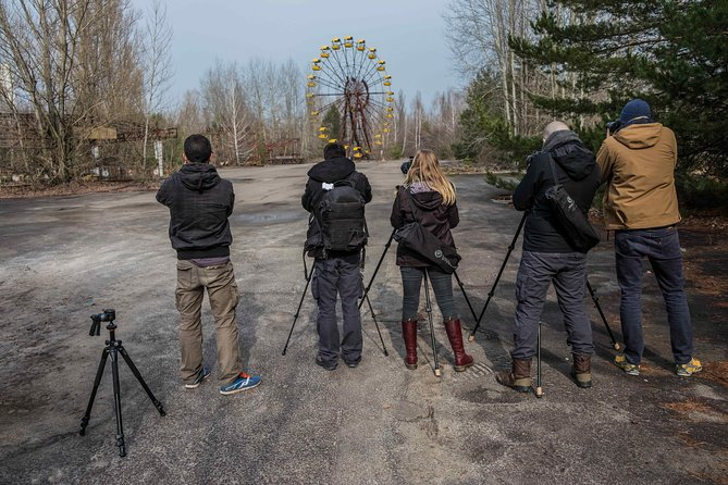 Top-notch two-day private tour to Chernobyl and Prypiat, Kiev, UCRANIA