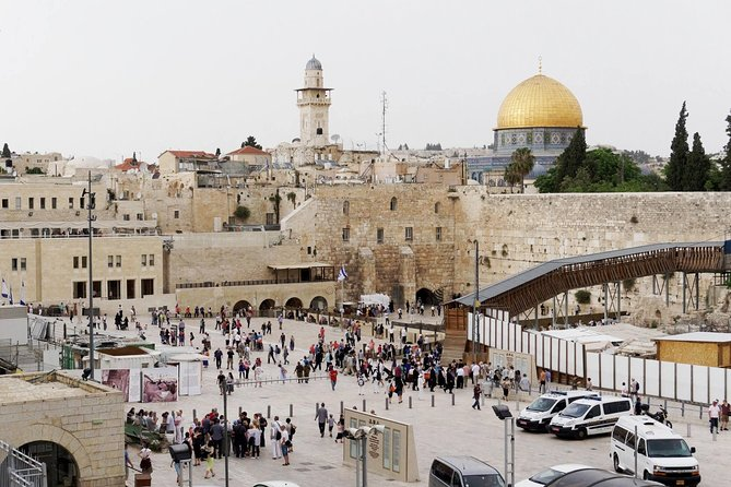 Jerusalem of Gold and Stones: a city of three religions and 4000 years, Jerusalen, Israel
