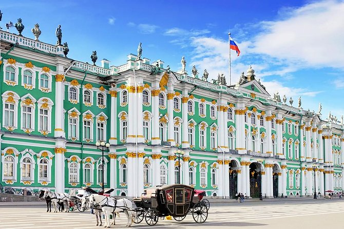 St Petersburg city tour including visit to the state Hermitage museum, San Petersburgo, RUSSIA