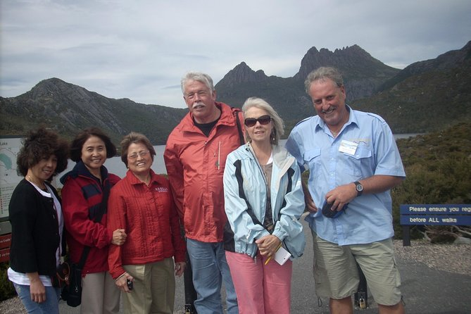 Visit one of Tasmania's most incredible natural attractions - Cradle Mountain, it is Tasmania's famous iconic feature. This small-group tour departing from Burnie will give you the opportunity to view the beauty of Tasmania including the magnificent St Clair National Park and Dove Lake. Cradle Mountain is a must see for every Cruise ship visitor to Burnie, this tour is tailored for your time in Burnie and can either be for 6-8 hours!