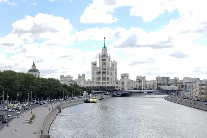 Private Tour: Moscow with an American, Moscow, RUSSIA