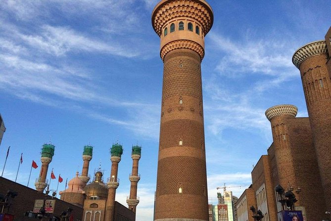 MÁS FOTOS, 4 Hour Private Shopping Tour at Urumqi Grand Bazaar and Sightseeing Tower