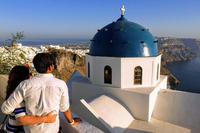 Private Santorini Highlights Half Day Tour, ,
