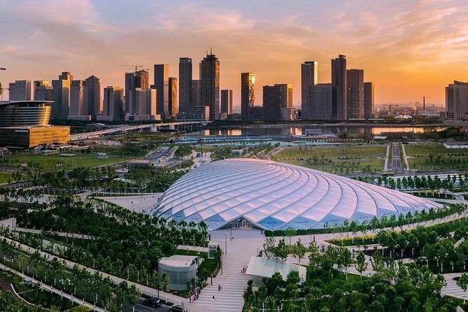 MÁS FOTOS, Tianjin Cruise Port Private Transfer to Binhai Railway Station