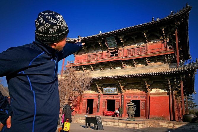 MÁS FOTOS, Eastern Qing Tombs and Dule Temple Private Tour from Tianjin City