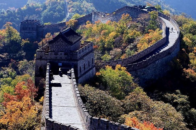 MÁS FOTOS, Private Round-Trip Transfer: Tianjin Hotels to Mutianyu Great Wall
