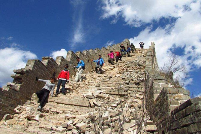 MÁS FOTOS, Jiankou to Mutianyu Great Wall Hiking Tour from Tianjin with Cable Car Ride