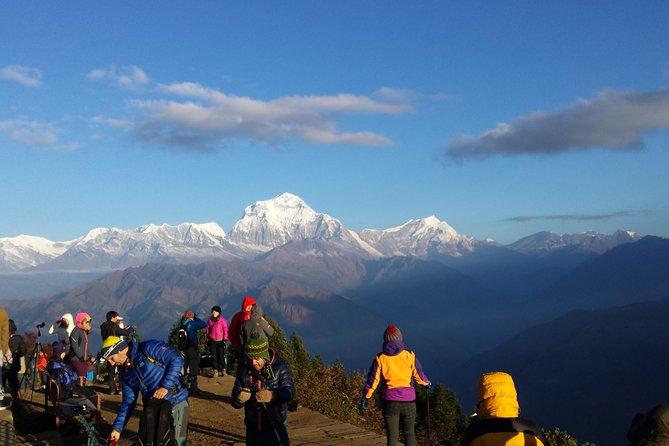 Ghorepani Trek, Pokhara, Nepal