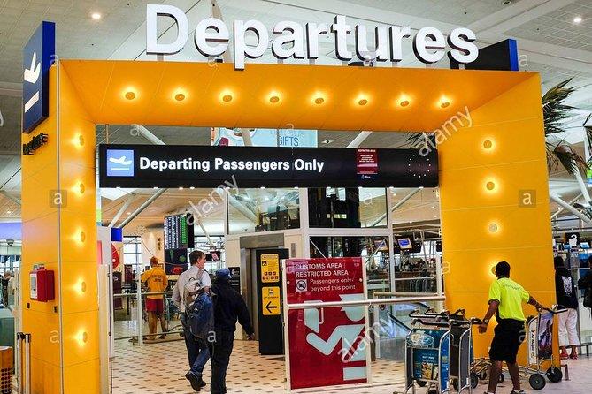 Transfer from Playa Bonita or Gamboa to Tocumen Airport, Ciudad de Panama, PANAMA