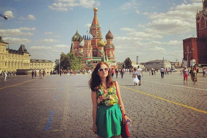 Red Square, Kremlin and Metro: Moscow Highlights Private Tour, Moscow, RUSSIA