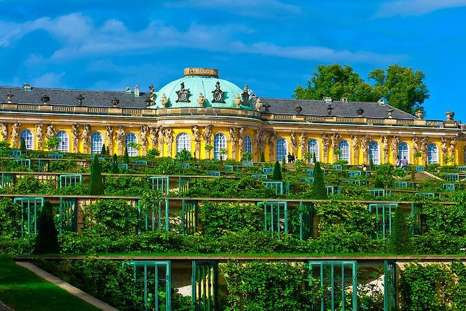 Potsdam city of Prussian kings - Full day private tour from Berlin, Potsdam, GERMANY