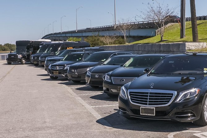 CHS Airport Luxury Sedan Transportation, Charleston, SC, ESTADOS UNIDOS