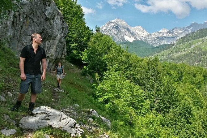 Hiking tour of Komani Lake, Valbona Valley & Theth in three days, Tirana, ALBANIA