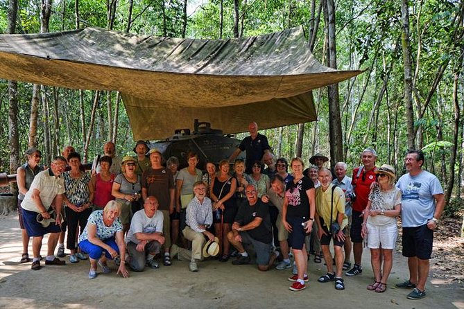 Private Cu Chi Tunnels Half Day, Ho Chi Minh, VIETNAME