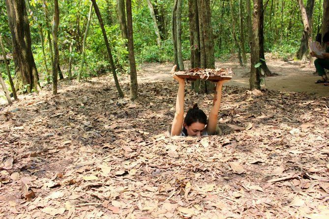Private Cu Chi Tunnels Half Day, Ho Chi Minh, VIETNAM