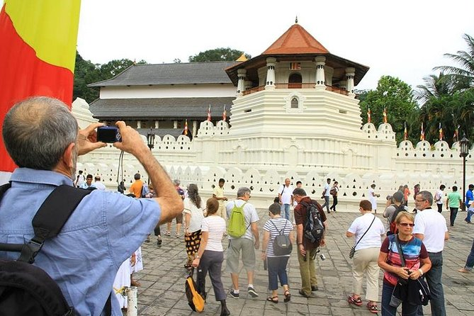 Day Trip to Kandy with Kingfisher Tours, Colombo, Sri Lanka