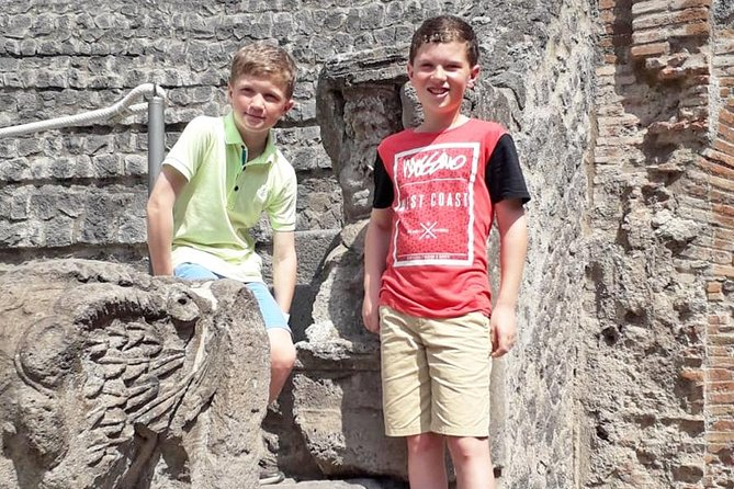 Small-Group Tour of Pompeii for Children & Families with Kid-friendly Guide, Pompeya, ITALY