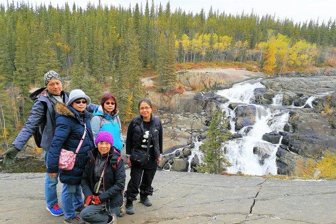 Cameron Falls Tour, Yellowknife, CANADA