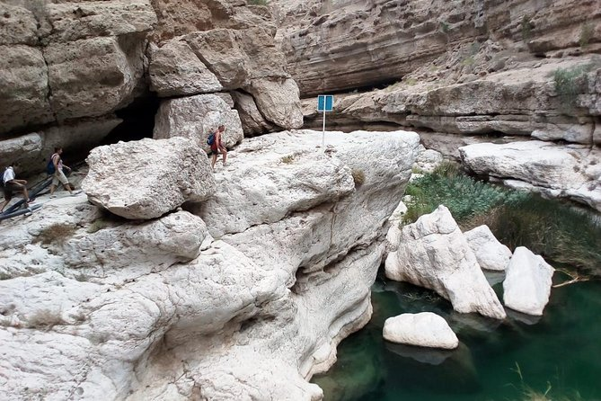 Coastal Tour and Wadi Shab Day Tour, Mascate, OMÃ