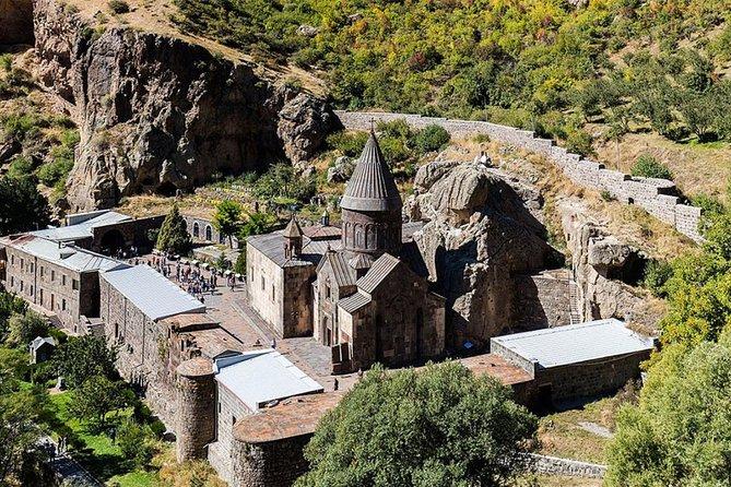 Daily private tour to Garni temple,Geghard monastery, Erevan, ARMENIA