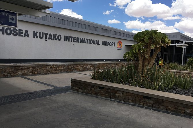 this is mainly an Airport transfer if you are traveling to Namibia Windhoek you can book with us and we will pick you up from the international airport to Windhoek its about 40km and 30 minutes drive.