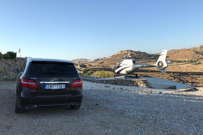 Mykonos Airport Transfer, Miconos, Grécia