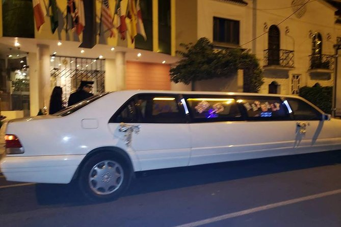 City Tour in a limousine, Lima, PERU