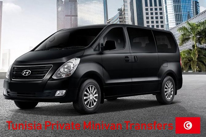 Tunis Carthage Private Arrival and departure Airport Transfer to Nabeul, Tunez, Tunísia