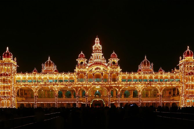 "• Operated by ex IT professional. Best one day tour of Mysore from Bangalore <br> • You will be picked early morning from your hotel and will be transferred to Mysore in a car <br> • Visit Ranganthittu bird sanctuary and you can enjoy the boating there to the island and enjoy birds from all over the world spending around 2 hours <br>• Mandatory early lunch at 11:30 :) and tea here - no further stoppage after this<br> • Later we will move to Chamundi hill temple located on the top of the hill <br> • Later we will go to the ""Maharaja Palace"" which is still ruled by Maharajas during festival time. Enjoy the gardens<br>• 4th stop in St Philomena church <br> • In the evening You will be transferred back to Bangalore and get dropped at the hotel or city center/brigade road/MG road"