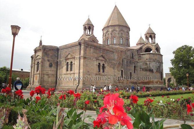Private Tour to the Holy City of Echmiadzin, Erevan, ARMENIA