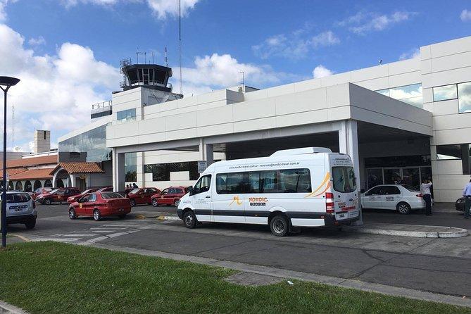 Traslado del aeropuerto de Salta: hoteles en Salta y viceversa, Salta, ARGENTINA