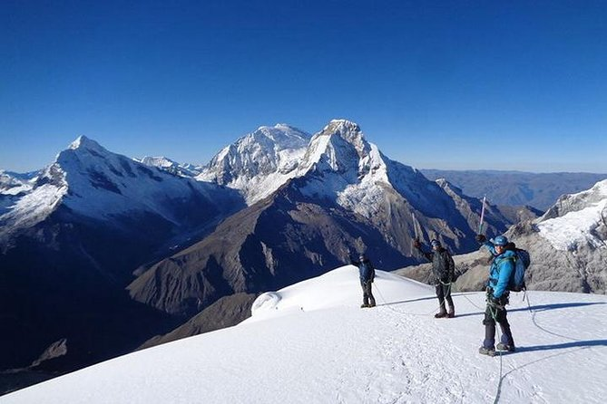 Discover a world of Adventure: Climbing Pisco (4 days), Huaraz, PERU