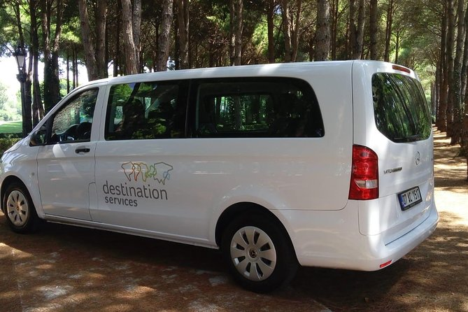 One-Way Shared Transfer: Oludeniz to Dalaman Airport, Fethiye, TURQUIA