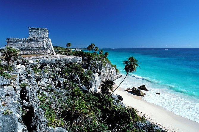 Tulum, Coba, & Cenote: Full-Day Tour, Cancún, Mexico