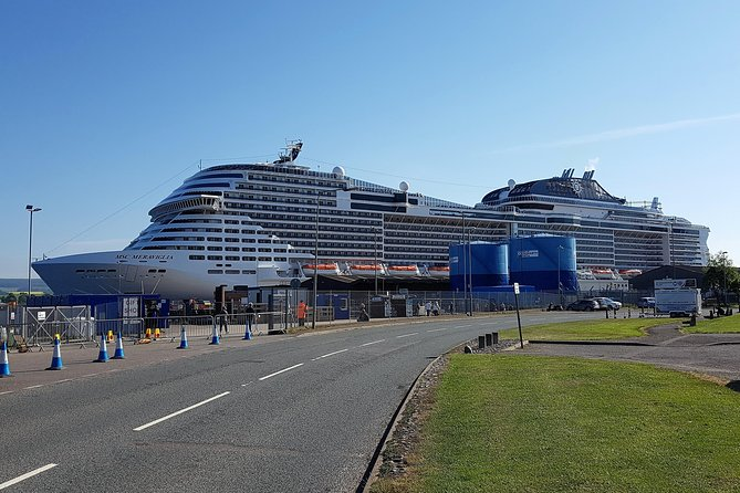Primarily designed for Cruise Ship Customers arriving in the Scottish Highlands via the Port of Invergordon. Customers are collected directly from the Cruise Terminal and conveyed to the North of Invergordon where fantastic Scenery, Nature, Castles and Distilleries can be found along with Old and Ancient sites, and quality shopping.