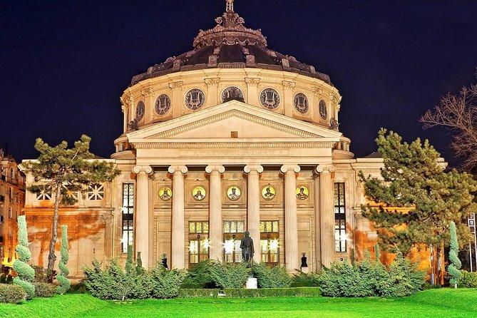 Bucharest City Tour 4h, Bucharest, ROMANIA