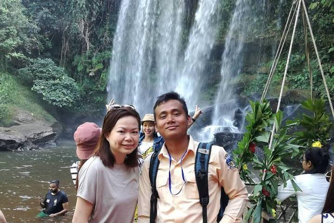 Kulen mountain Tour, Siem Reap, Cambodia