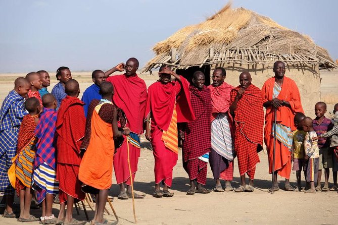 The Maasai community live in small mud-thatched villages, surrounded by their cattle and smaller livestock. For hundreds of years the Masai have roamed these lands of Kenya and Tanzania, living a free, nomadic lifestyle. Their traditional lands now comprise much of Kenya's national parks.<br><br>A highlight of your safari vacation is a visit with these Maasai people. Many of the tribes welcome visitors to their villages to view up close their culture and lifestyle.