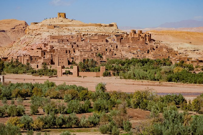 Eco Day trip to Aït-Ben-Haddou, Uarzazat, MARRUECOS