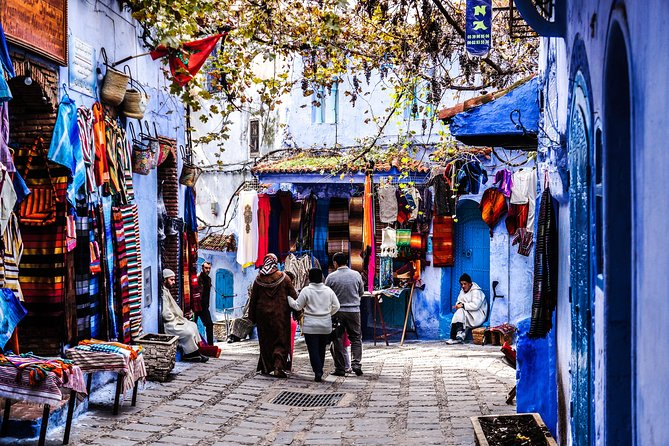 Chefchaouen Full Day Trip From Fes, Fez, MARRUECOS