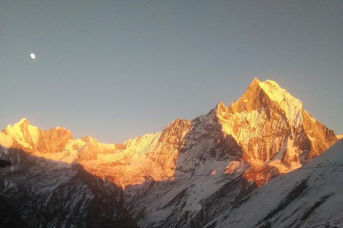 Annapurna Base Camp Trek, Pokhara, NEPAL