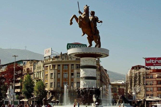Albania - Kosovo - Macedonia Tour, Tirana, Albânia
