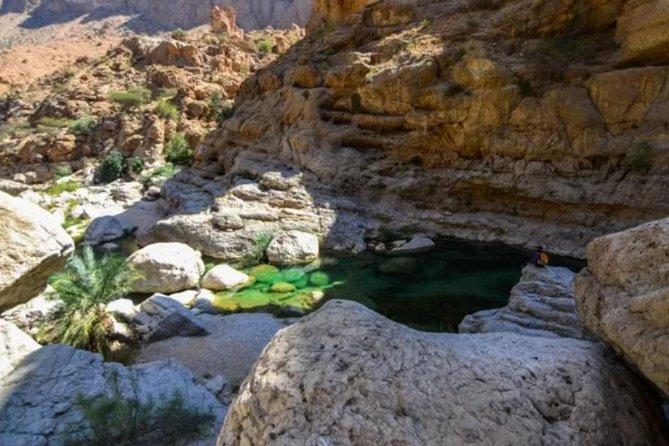 Wadi Tiwi, Mascate, OMÃ