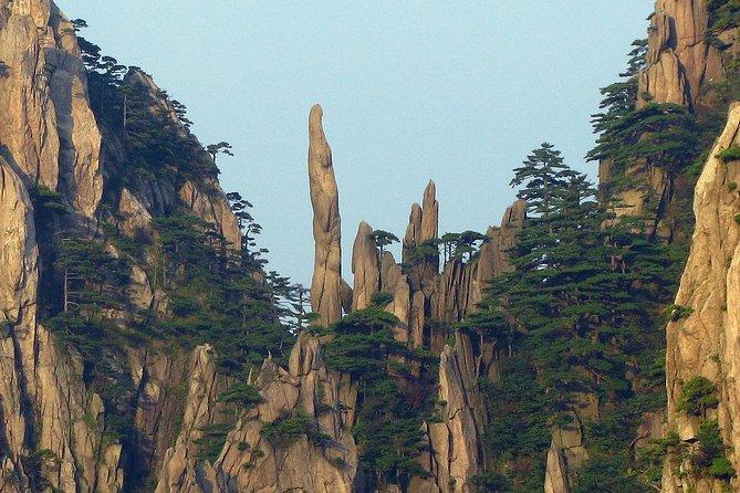 1 Day Mt Huangshan(Yellow Mountain) Group Tour-No Shopping, Huangshan, CHINA