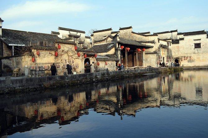 Half day Huangshan to Hongcun village Group Tour-No Shopping, Huangshan, CHINA