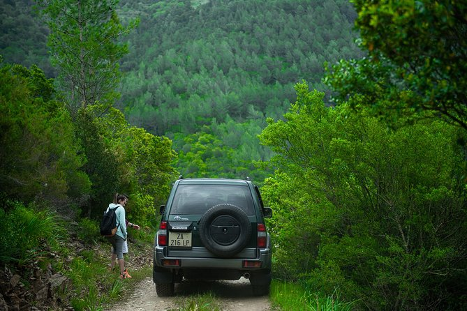 Jeep Tour Avventura & Natura Foresta Is Cannoneris - Capo Malfatano - Chia, Cagliari, ITALY