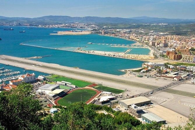 Gibraltar Day Trip from Algarve, Albufeira, PORTUGAL