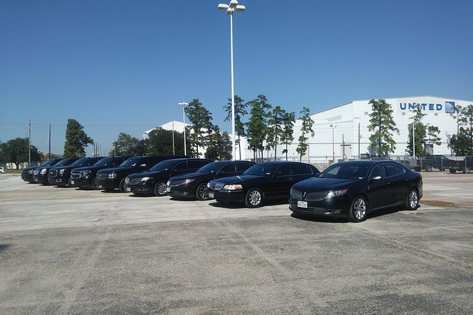 MÁS FOTOS, Professional Black Car Service IAH Airport to Downtown Houston,Airport Transfers