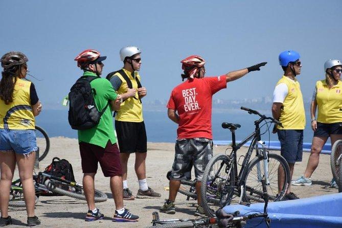 Biking Tour along the Coast of Lima, Lima, PERU